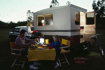 camper trailer designs plans