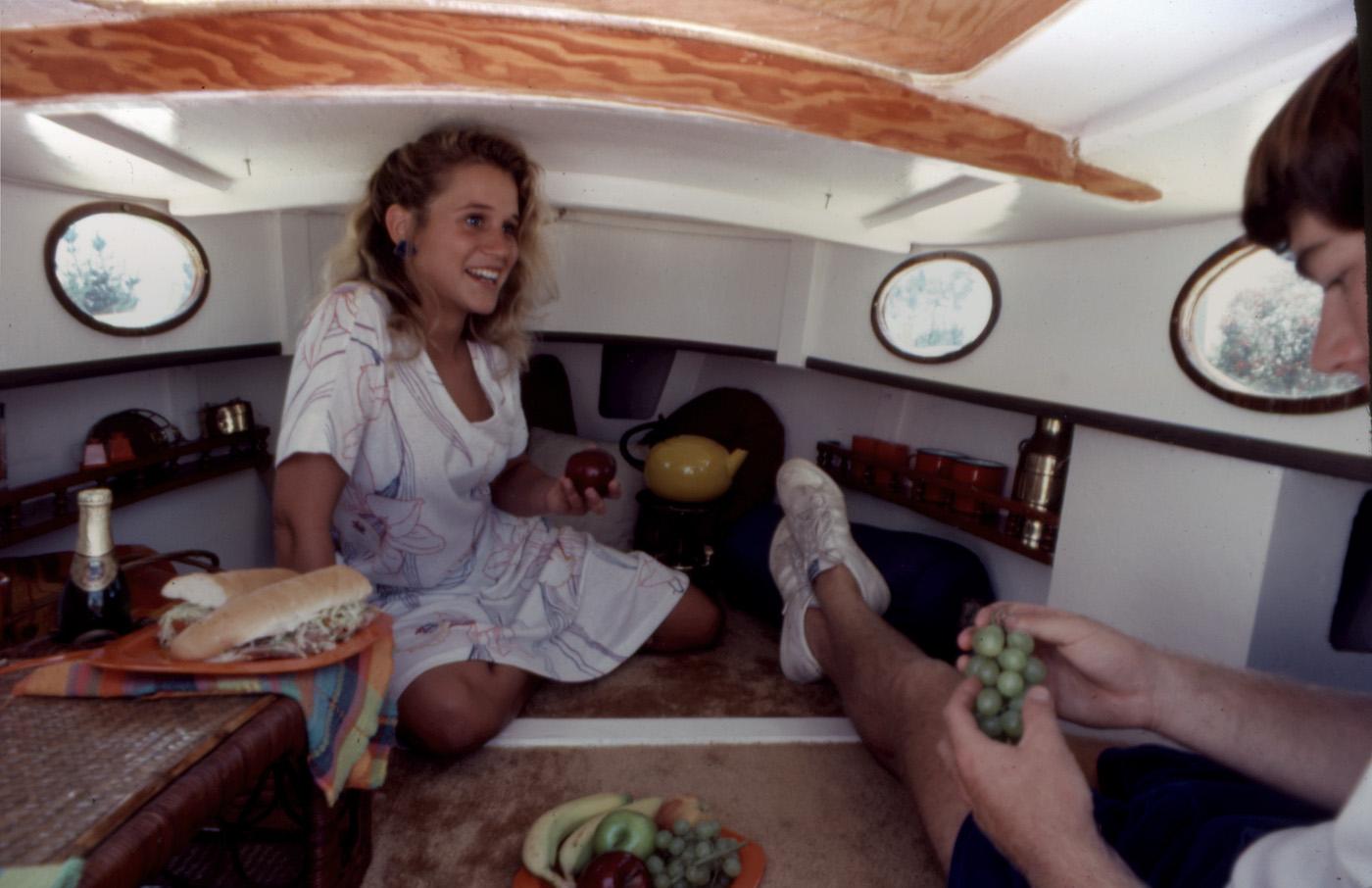 Pocket Cruiser Sailboats