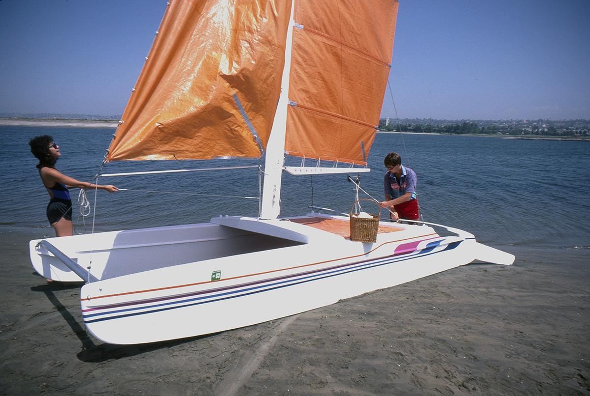 Cost To Build A Catamaran