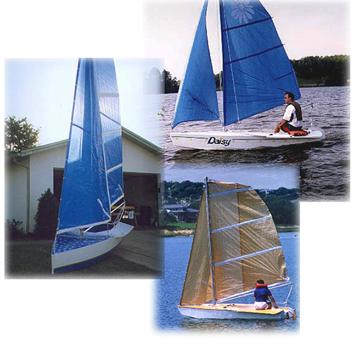 The Stevenson Projects Wing Dinghy