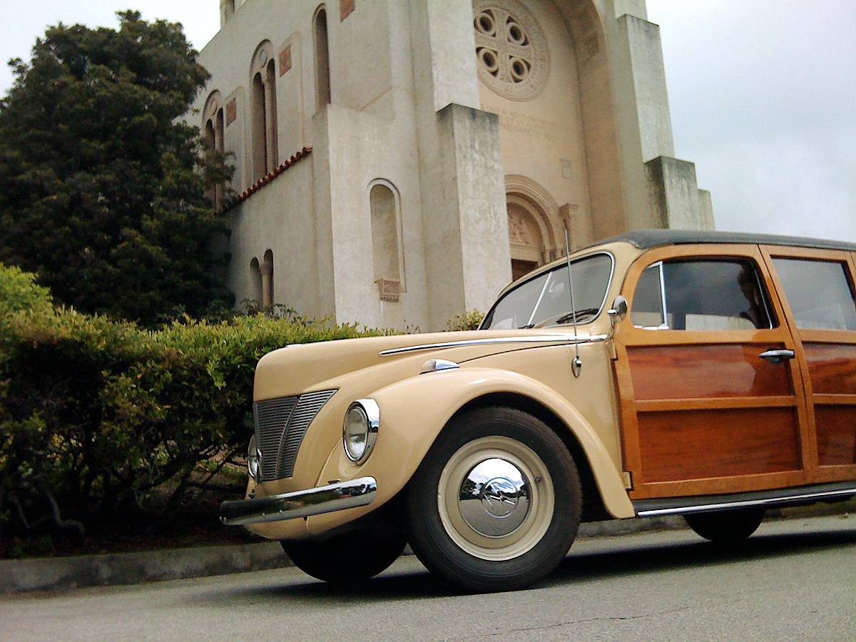 The Stevenson Projects Vw Woody